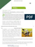 Globalización, Identidades y Cultura Andina - Ecoportal