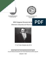 XXVI Congreso de Química