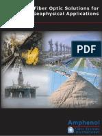 Amphenol Geophysical Catalogue