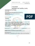 Revista de La Sociedad Otorrinolangológica de Castilla