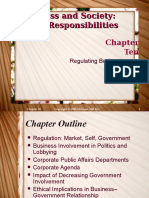 11 Regulating Business Chp 10 (Mar 10)