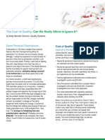 The Cost of Quality - Whitepaper - NSF PB
