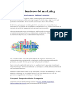Concepto y Funciones Del Marketing (1)
