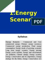 1.1 Energy ScenarioaprN