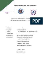 Seminario Farmacologia en Gestantes y Pediatricos