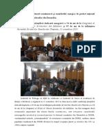 Reportaj Conferinta 50 Ani USM