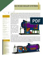 GKMOSS Wood Boiler System Brochure