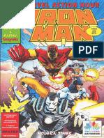 Ironman (1996) v1 01 (Modern Times)