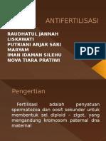 ANTIFERTILISASI(1)