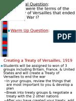 Treaty of Versailles 3
