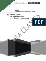 App of Derivatives