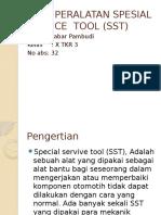 JENIS PERALATAN SPESIAL SERVICE  TOOL (SST).pptx