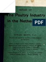 (1921) Report of the Poultry Industry in the Netherlands