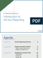 Umoja_Job Aid_Intro to Ad-Hoc Reporting in BI