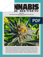 Cannabis - 650 Current Peer Reviewed Reports