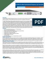 Sfc6400A 1450A Manual