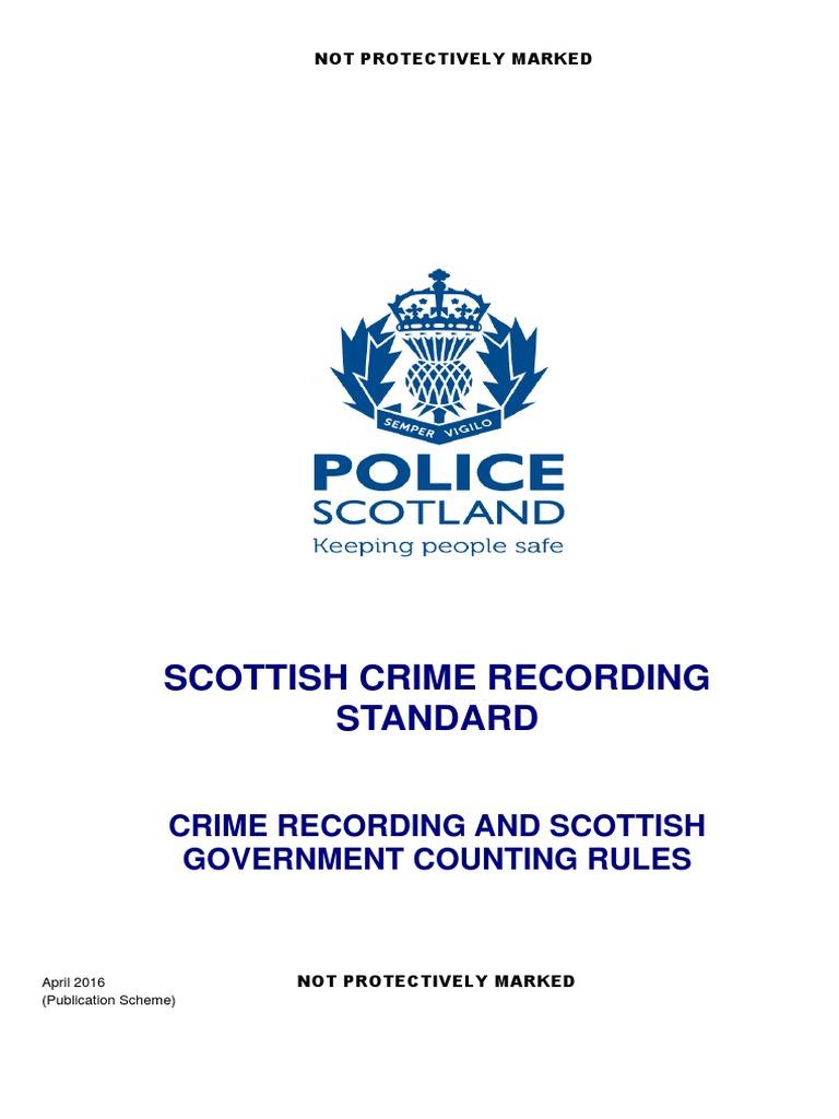 Scottish Crime Recording Standard   Victimology   Assault