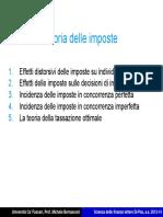 Scienza Delle Finanze - 4-5