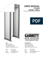 Garrett PD6500i Manual