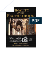 1388990966 Finality of the Prophethood