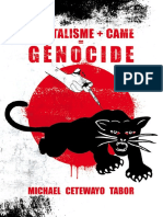 Brochure Capitalisme Came Genocide Pmneditions
