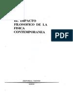 Capek Milik - El Impacto Filosofico De La Fisica Contemporanea.pdf