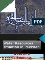 Watersituationinpakistan 151105015514 Lva1 App6892