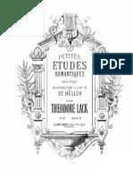 Lack - 041 - Petites Tudes Romantiques