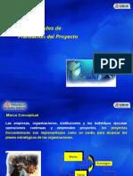 1.- Generalidades de Planeación Del Proyecto