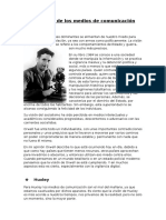 Huxley y Orwell