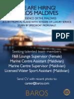 Job Vacancy 16.11.16