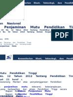 1 Kebijakan Nasional SPM Dikti 2016.pptx