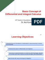 Integral Calculus Part 1