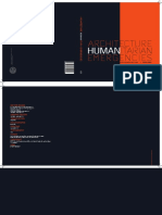 Architecture for Humanitarian Emergencies 1