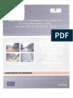 Estudio Definitivo Carretera Huancavelica Lircay