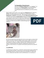 La Pobreza en La Republica Dominicana