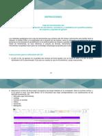 Instrucciones de Caja de Herramientas-Manual Sensibilización