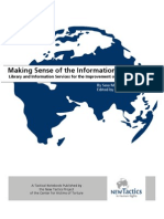 Making Sense of the Information Wilderness (English)