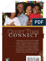 Quiet Time Connect Brochure