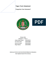 Rangkuman Pengertian Teori Akuntansi. Teori Akuntansi, Suwardjono (SWD)