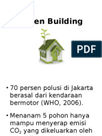 konsep greenbuilding
