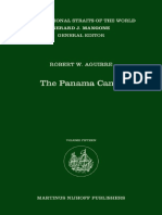 The Panama Canal (International Straits of the World) -Martinus Nijhoff (2010)