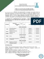 EDITAL (PREG-RTR) n 161, de 31-10-2016.