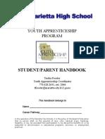 yap parent student handbook 16-17 fall semester