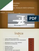 Presentacion de diapositivas de la cuna termica