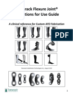 TFJ Clinical Indications Guide 2013