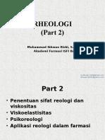 rheologi 2