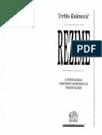 Tvrtko Kulenović - Rezime