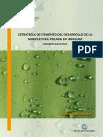 Estrategia de Riego Gobierno Uruguay