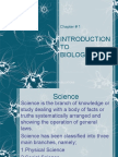 Introduction to Biology.ppt